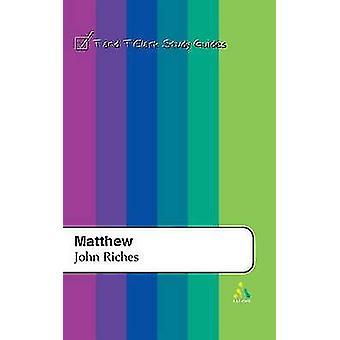 Matthew by Riches & John K.