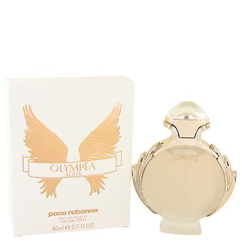 Olympea Aqua by Paco Rabanne EDT Spray 80ml