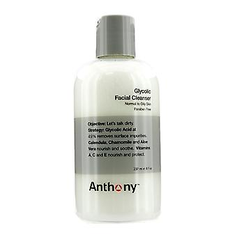 Anthony Logistics för män Glycolic Facial Cleanser - för Normal / fet hud 237ml / 8oz