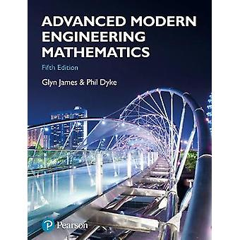 Advanced Modern Engineering Mathematics by Glyn James - 9781292174341