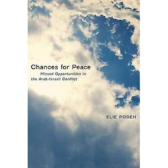 Chanserna för fred - missade möjligheter i den arabisk-israeliska konflikten