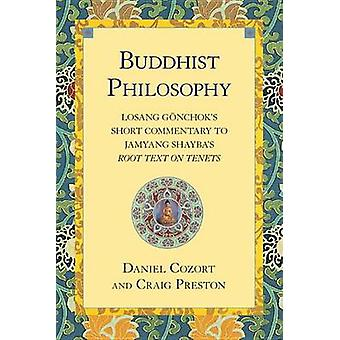 Buddhist Philosophy - 9781559391986 Book