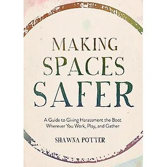 Making Spaces Safer by Shawna Potter - 9781849353564 Book