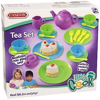 Zestaw mały kucharz do herbaty Casdon