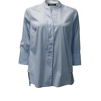 Bianca Pale Blue Shirt