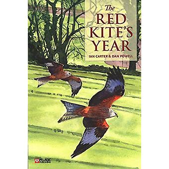 The Red Kite's Year by Ian Carter - 9781784272005 Book