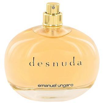 Desnuda Eau De Parfum Spray (Tester) By Ungaro 3.4 oz Eau De Parfum Spray
