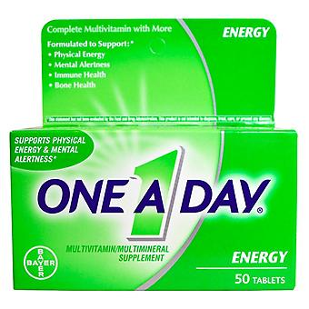 One a day energy multivitamin & multimineral supplement, tablets, 50 ea