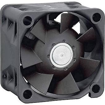 EBM Papst 422J/2HP Ventilador axial 12 V DC 38 m3/h (L x W x H) 40 x 40 x 28 mm
