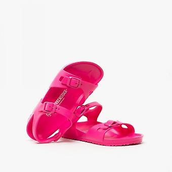 Биркенсток Рио 1015463 (нар) Девушки Ева Два ремешка сандалии свекольный фиолетовый