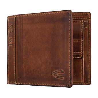 Camel active mens wallet wallet purse Brown 6337