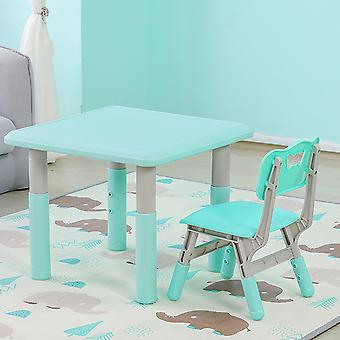 Moni grupo de asientos para niños 18106 Lala, mesa y silla, a partir de 3 años, altura ajustable