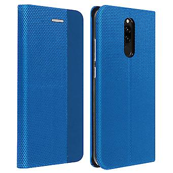 Protective Cover Xiaomi Redmi 8 / 8A Card Holder Interior Soft-touch blue