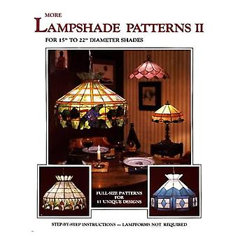 More Lampshade Patterns II:� For Medium to Large Sized� Shades
