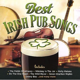 Best Irish Pub Songs - Best Irish Pub Songs [CD] USA import