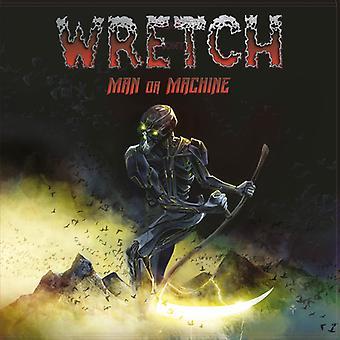 Man Or Machine [CD] USA import