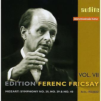 W. a. モーツァルト - モーツァルト: 交響曲 29、39 ・ 40 番 [CD] アメリカ インポートします。