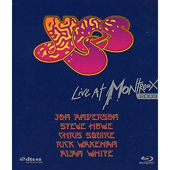 Yes - Live at Montreux 2003 [BLU-RAY] USA import
