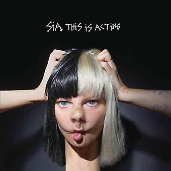 Sia - This Is Acting [Vinyl] USA import