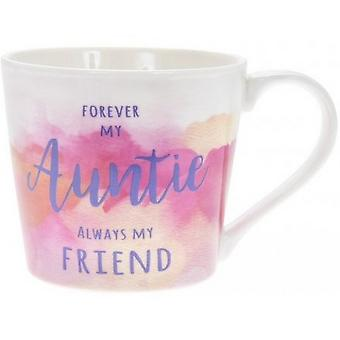 Forever My Auntie Mug