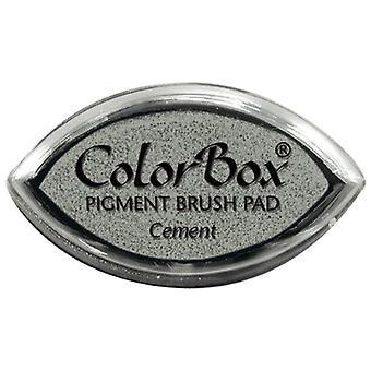 Clearsnap ColorBox Pigment tinta Cat's Eye Cement