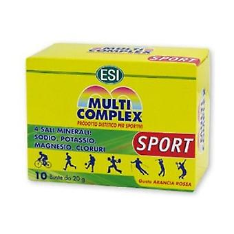 Multi complex sport 10 packets