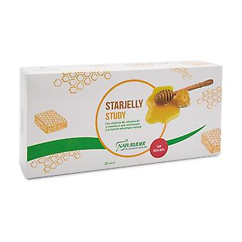Starjelly Study 20 ampoules of 1000mg