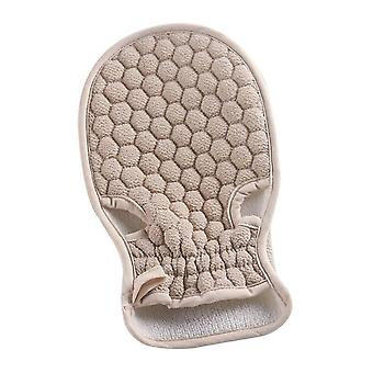 Skin Exfoliating Bath Gloves - Body Scrubber and SPA Massage Washcloth for Showering