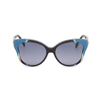 Emilio Pucci - Accessoires - Zonnebrillen - EP0062_05B - Dames - indigo, darkturquoise