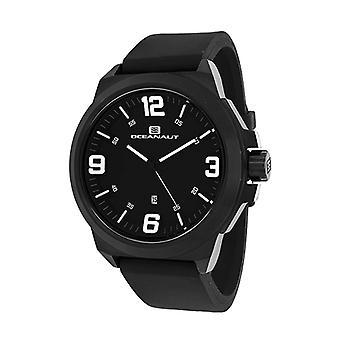 OC7119, Oceanaut Men's Armada - Black - Quartz Watch