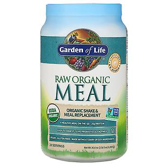 Jardin de vie, RAW Organic Meal, Shake & Meal Replacement, 2 lb 5 oz (1 038 g)