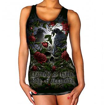 Wild star - forevermore - womens vest top  available in plus sizes