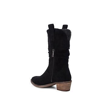 Xti - Shoes - Boots - 49475_BLACK - Ladies - Schwartz - EU 40