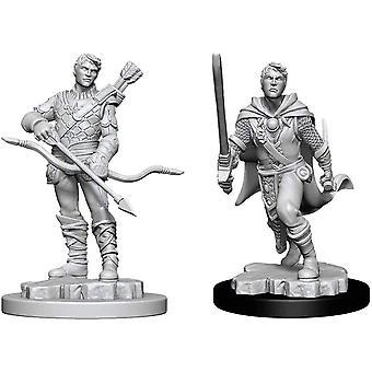 D&D Nolzur's Marvelous Unpainted Minis Male Human Ranger