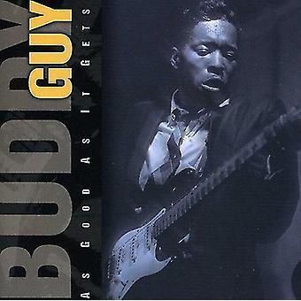 Buddy Guy - aussi bon qu'il obtient importation USA [CD]
