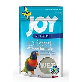 Charmosyna dieta molhado - alegria 3kg