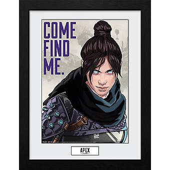 Apex Legends Come Find Me Collector Print