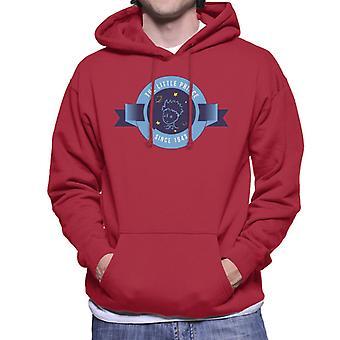 The Little Prince Circle Badge 1943 Men's Hooded Sweatshirt