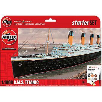 Airfix A55314 RMS Titanic Starter Set - Échelle 1:1000