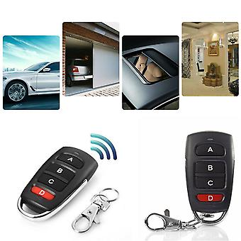Universal Wireless Electric Gate Garage Door Remote Control Key Fob Hand