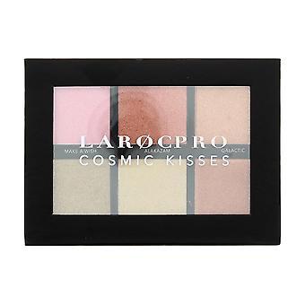LaRoc Pro Cosmic Kisses Highlighter Palette 36g