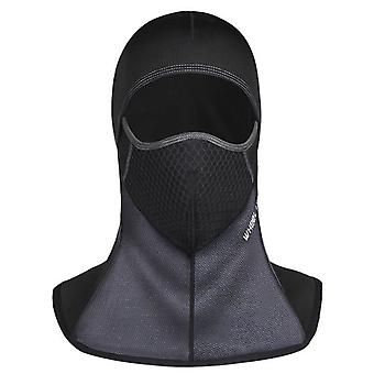 Cycling Lycra Face Mask Head Covers Balaclava