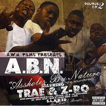 Trae & Z-Ro - A.B.N. [CD] USA import
