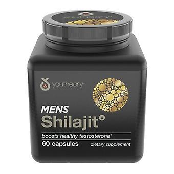 Youtheory Mens Shilajit Advanced, 60 Caps