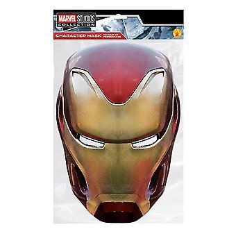 Iron Man Party Mask