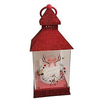 Disney Enchanted Forest Bambi LED Candle Lantern