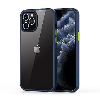 iPhone 12/12 Pro Case Transparent Blue - Shark