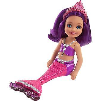 Barbie Dreamtopia Chelsea Hableány Baba
