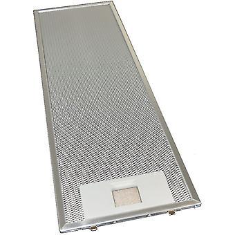 Universal Cooker Hood Metal Grease Filter 159mm x 508mm