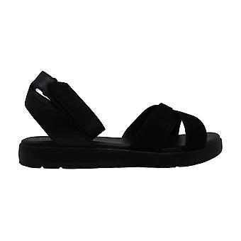 Cole Haan naisten zerogrand kangas avoin toe beach nilkkahihna sandaalit